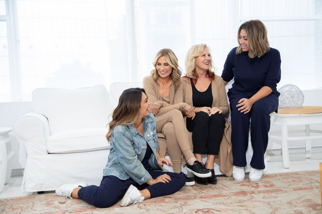 CAROLE RADZIWILL AND SMASH + TESS COLLECTION