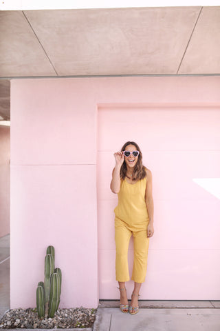 Women's Loungewear Rompers and Jumpsuits Smash + Tess Spring Collection