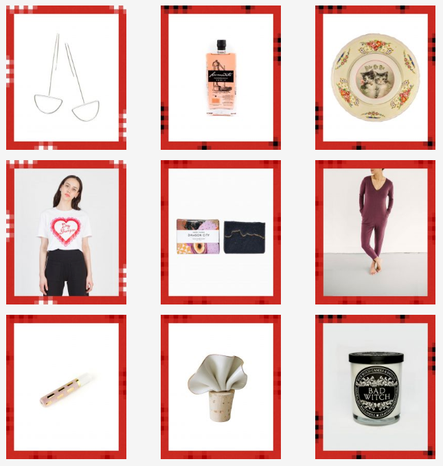 Holiday Gift Guide Refinery 29 | Original gifts for women | Unique gifts for women