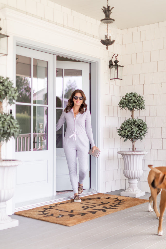 Rompers designed by Jillian Harris