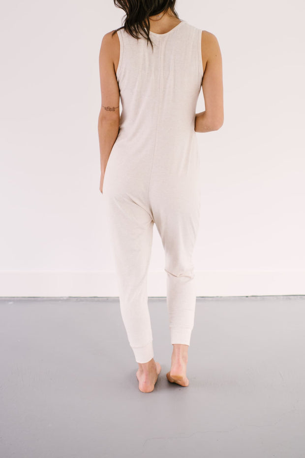 "The Jilly Jumper | Sara is 5'8"" and wearing size Small"