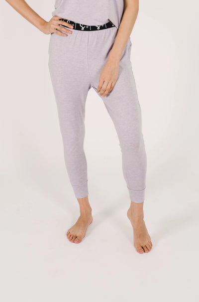 "The Sweetheart Joggers | Asel is 5'9"" and wearing XS"