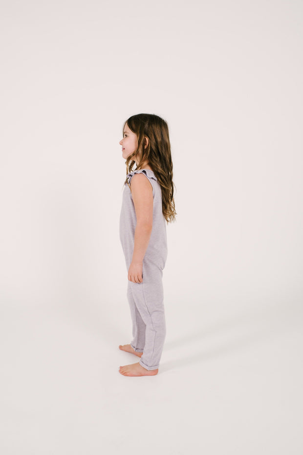 The Mini Sweetheart Romper | Camille is wearing size 6/7 Years