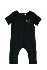 The Mini Alliance of Moms Romper | Sizes up to 18-24m come with snaps!