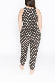 S+T x HILARY DUFF - THE S+T LAUREN ROMPER IN DAISY DREAM