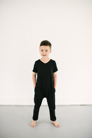 The Mini Sunday Romper | Callum is 6yrs wearing a 6/7