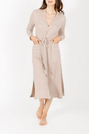 "The Waffle Cardirobe | Asel is 5'9"" wearing size XS"