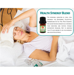 Health Essential Oils Synergy Blend 5 ml