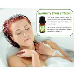 Immunity Essential Oils Synergy Blend 5 ml