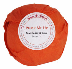 Pump ME up (Mandarin & Lime)..Pump Me Up (Mandarine & Lime)
