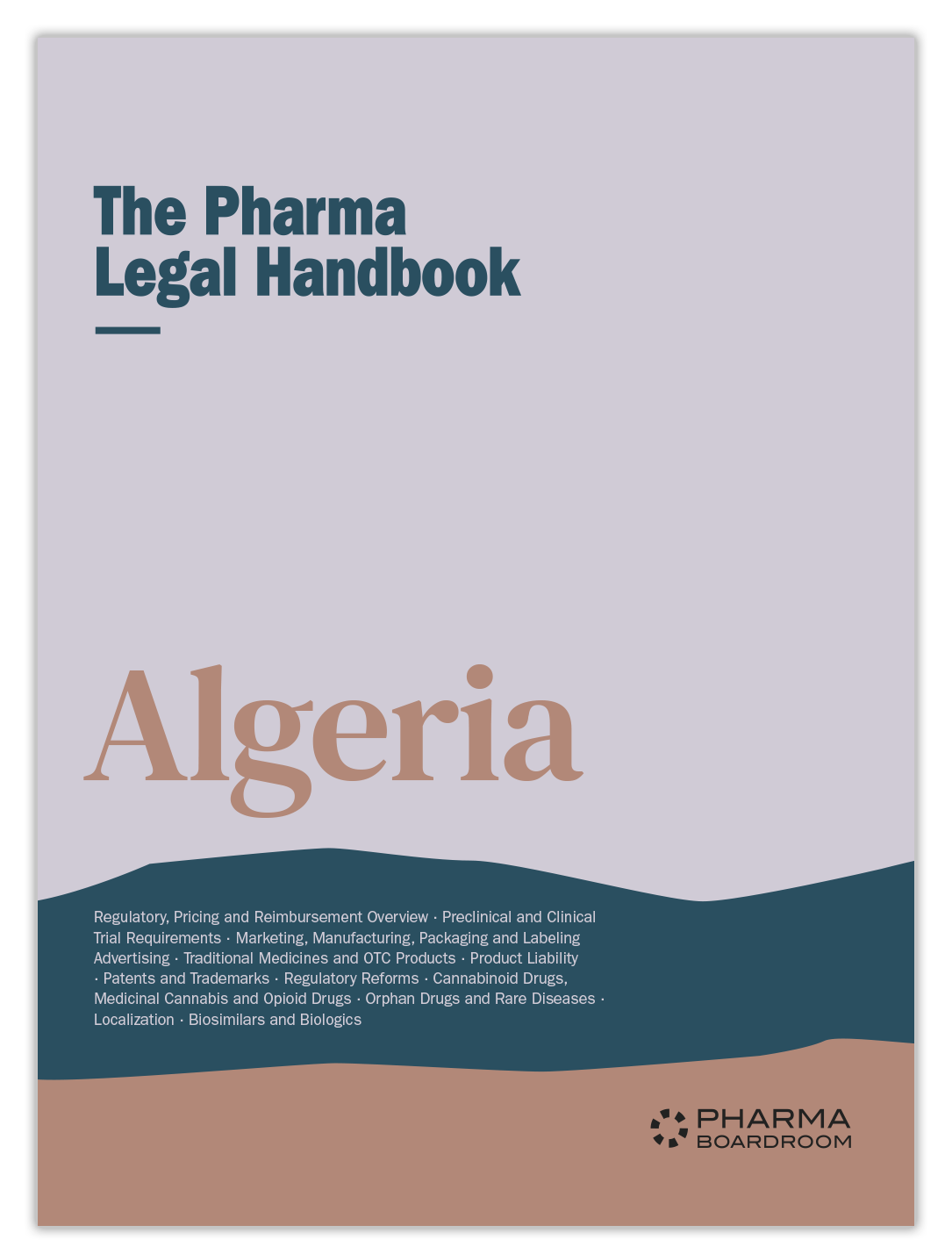 The Pharma Legal Handbook: Algeria