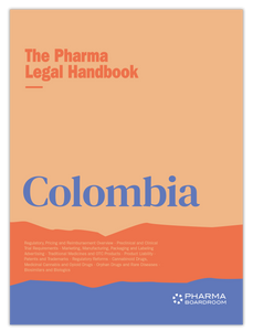The Pharma Legal Handbook: Colombia