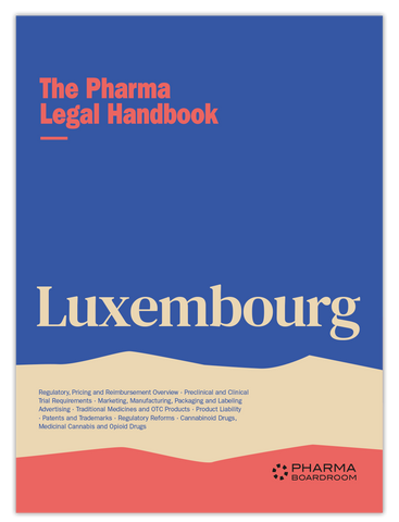 The Pharma Legal Handbook: Luxembourg
