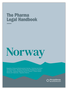 The Pharma Legal Handbook: Norway