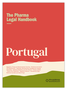 The Pharma Legal Handbook: Portugal