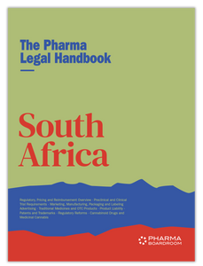 The Pharma Legal Handbook: South Africa