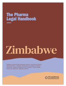 The Pharma Legal Handbook: Zimbabwe