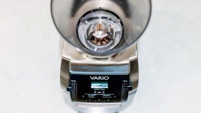 Baratza Vario<br>Grinder Dial-In Video