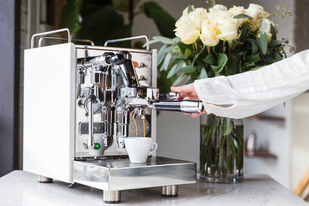 ECM Special Edition Classika PID Espresso Machine Overview