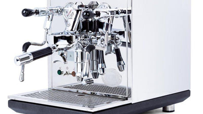 ECM Synchronika Espresso Machine Review