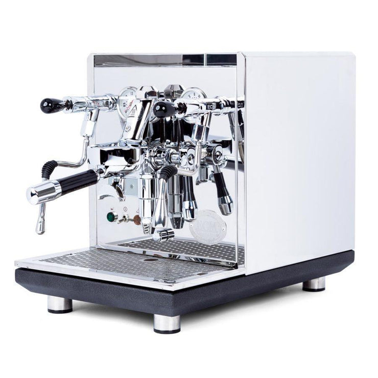 ECM Synchronika Espresso Machine Overview