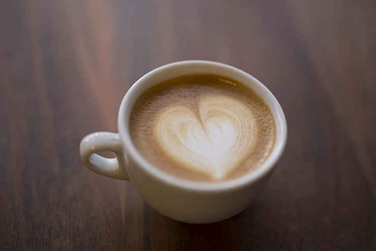 Latte Art: How to Pour a Heart