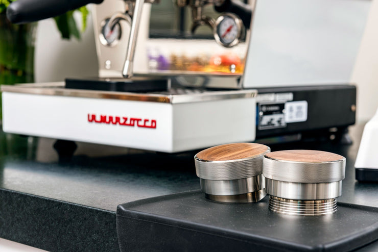 saint anthony industries levy and wedge with la marzocco linea mini