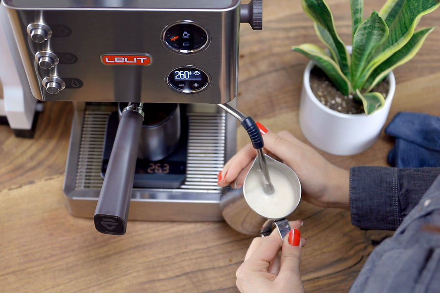 Lelit Victoria: Espresso Gear for the Beginner