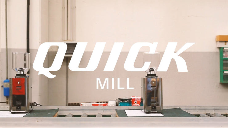 Quick Mill - The LUCCA M58 Story