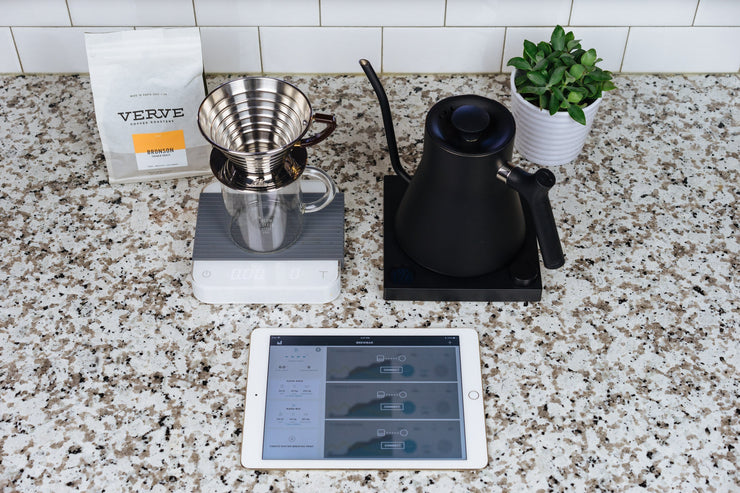 How To: Acaia Brewbar and Stagg EKG+