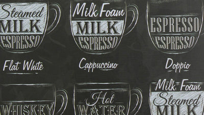 Espresso Drink Recipes: A Drink by any Other Name