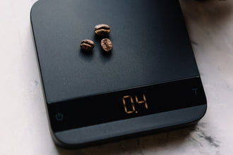 The Importance of a Coffee Scale