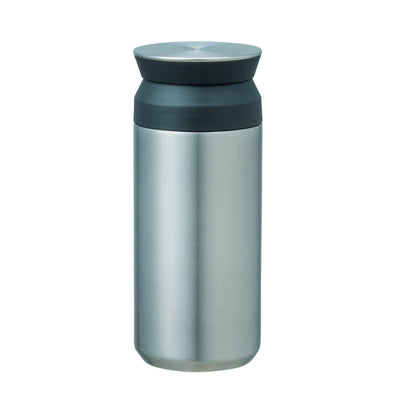Kinto Travel Tumbler silver from Clive Coffee - Product Image