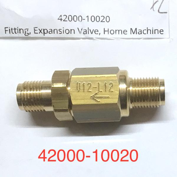Slayer Expansion Valve :: Fitting
