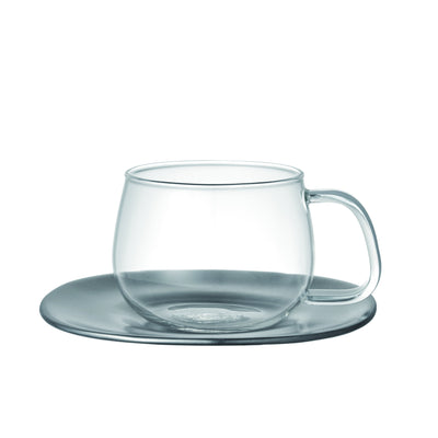 Kinto Unitea Cup & Saucer 12oz from Filter - Product Image