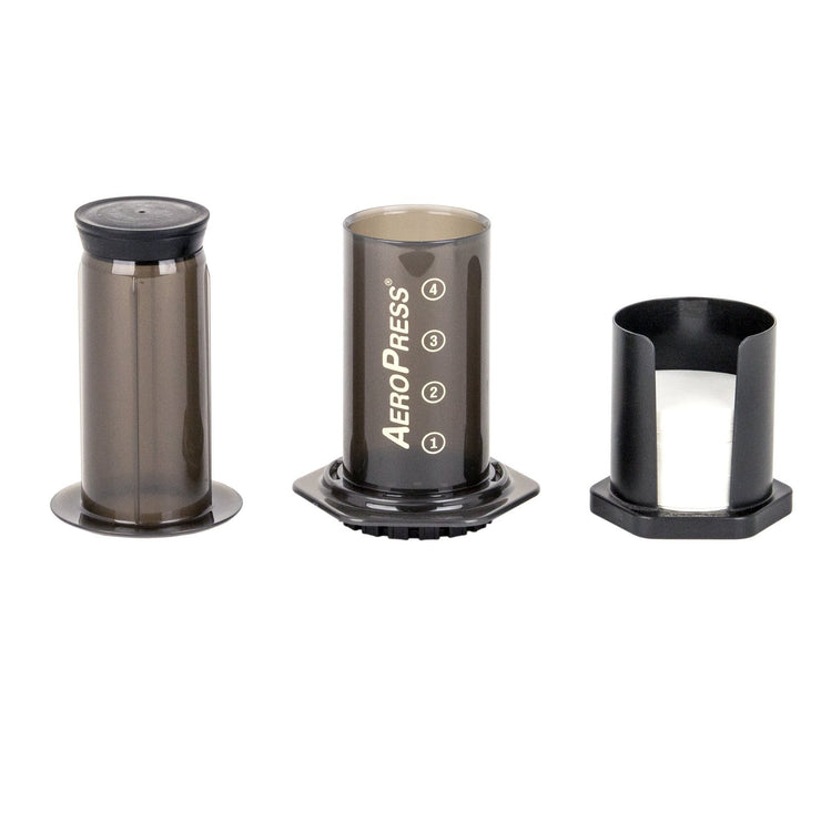 Aero Press Coffee Maker 3 parts from Filter - Product Image