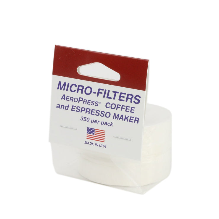 Micro Filters Aero Press Coffee Maker from Filter - Product Image