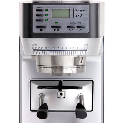 Baratza Sette 270 Espresso Grinder adjustments by Clive Coffee - Product Image