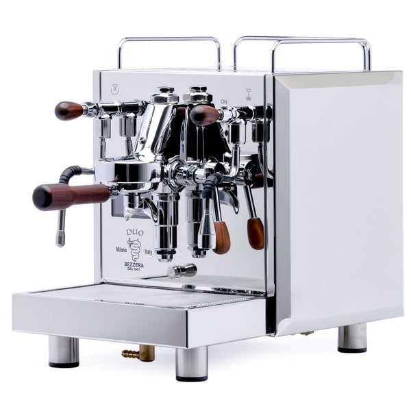 Bezzera Duo MN Espresso Machine, Clive Coffee - Knockout