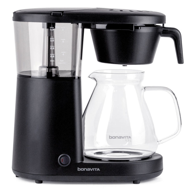 Bonavita BV1901PW Metropolitan One Touch Coffee Brewer, Clive Coffee - Knockout