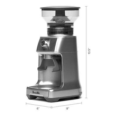 Breville Dose Control Pro Espresso Grinder dimensions from Clive Coffee - Product Image