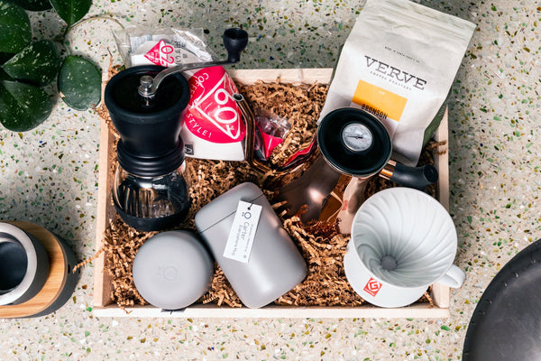 Clive Coffee Pour Over Gift Set