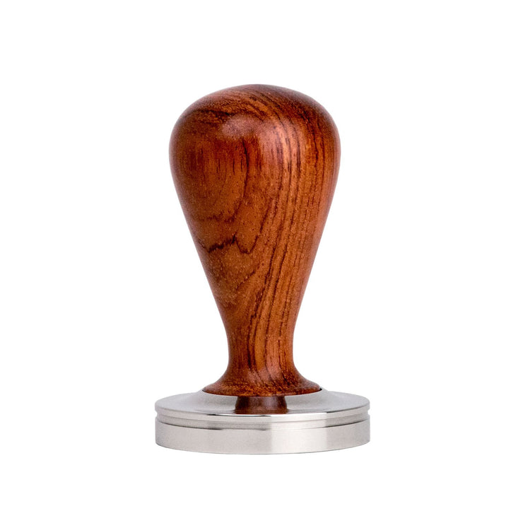 Clive Coffee wood tamper in bubinga - Knockout