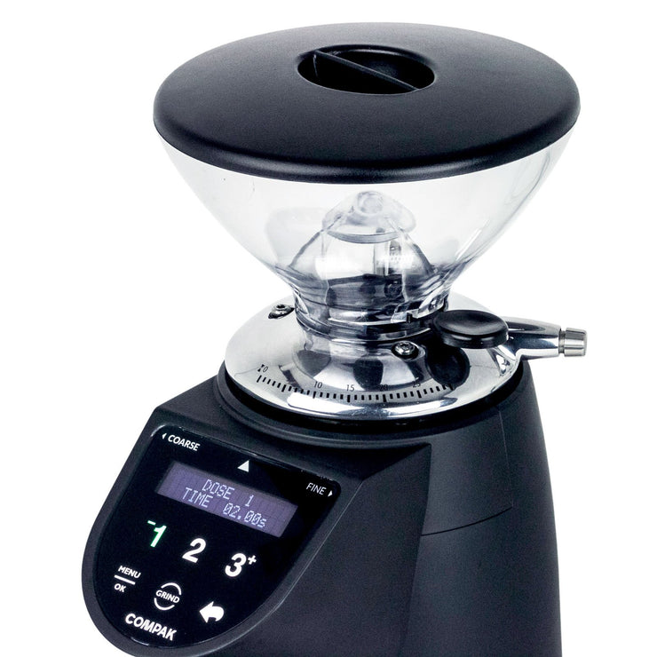 Compak E5 espresso burr grinder from Clive Coffee - Product Image