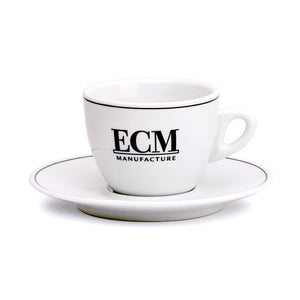 ECM Cappuccino cup and saucer - Knockout