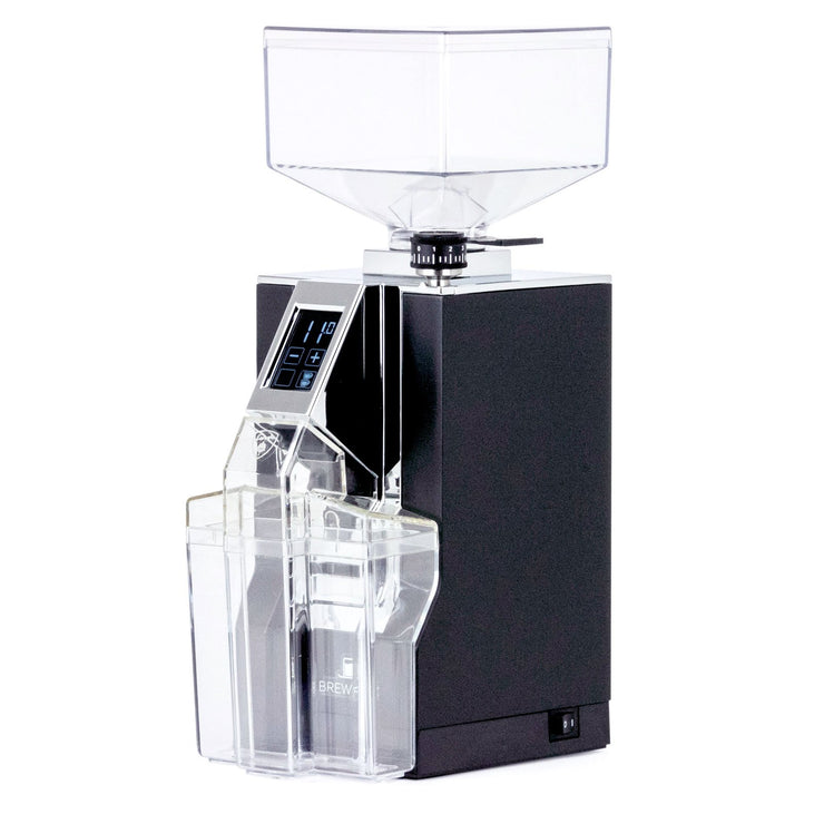 Eureka Mignon Brew Pro coffee grinder in black, Clive Coffee - Product Image