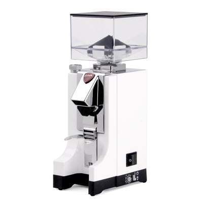 Eureka Mignon Istantaneo Espresso Grinder white by Clive Coffee - Product Image