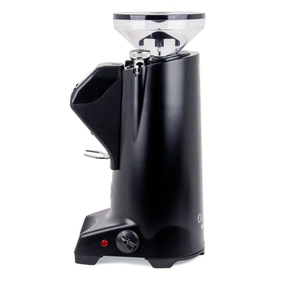 Eureka Olympus 75E High Speed Espresso Grinder from Clive Coffee side view - Product Image