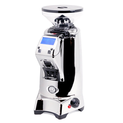 Eureka Zenith 65E High-Speed Espresso Grinder chrome by Clive Coffee - Product Image