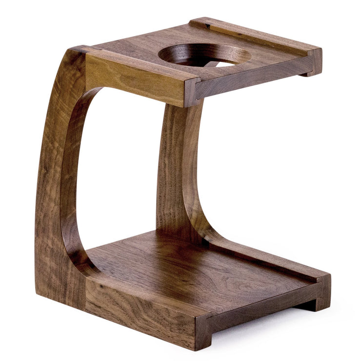 Wood Pourover Stand from Clive Coffee - Knockout